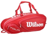 Túi Tennis Wilson Tour V Red 9 (WRZ847609)