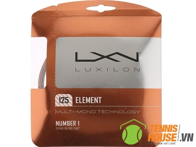 Dây cước tennis Luxilon Element 125 (Vỷ 12m)