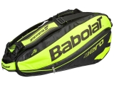 Túi Tennis Babolat Pure Aero 2016 Black/Lime 6 (751116-142)