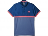 Áo Tennis Adidas Court Polo Ink Steel (AX8165)