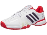 Giày Tennis Adidas Novak Pro White/Navy/Red (CG3081)